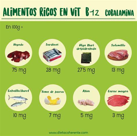 alimento rico en vitamina c alimentos ricos en vitamina b12 infograf 237 as pinterest