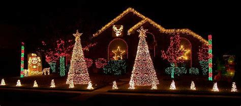 outdoor christmas lights decorating ideas