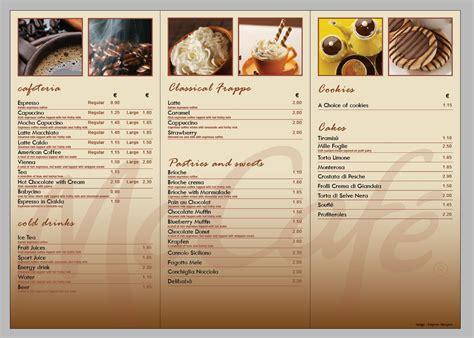 design for menu mccafe menu design inlay by mangion on deviantart