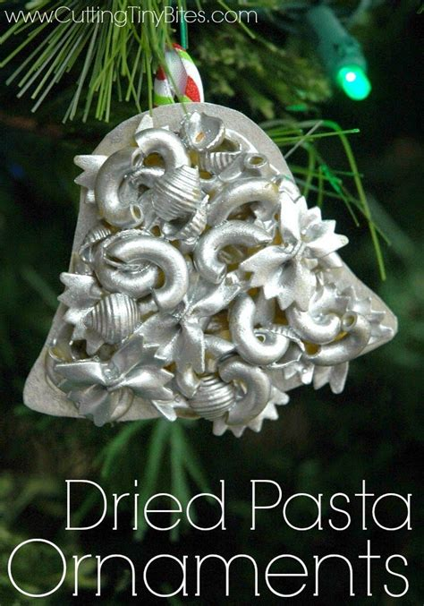 decorations for children dried pasta ornaments beautiful for and crafts for