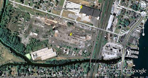 us steel great lakes works map map of us steel mills map kryvyi rih steel plant top 10