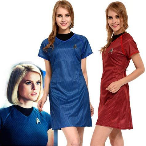 Dress Carol 3 trek beyond dress trek beyond dress carol costume with badge 3 colors