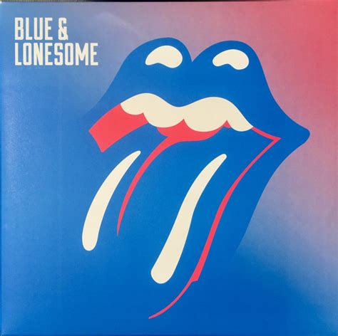 Cd The Rolling Stones Blue Lonesame rolling stones blue lonesome vinyl lp album at