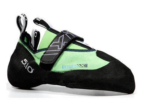 climbing shoe review gear review five ten team vxi climbing shoe squamish