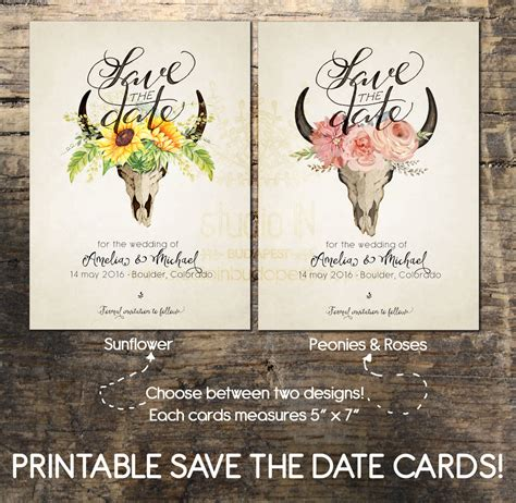 Wedding Card Printable by Save The Date Card Printable Save The Date Card Wedding Card