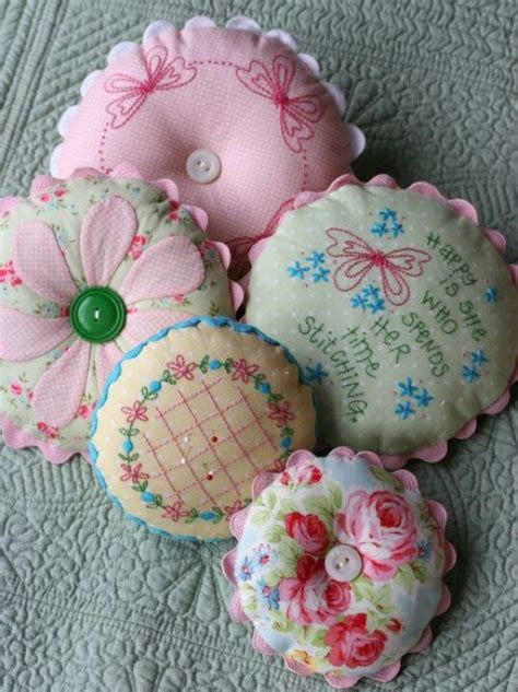 Handmade Pincushions Patterns - pincushions pincushions