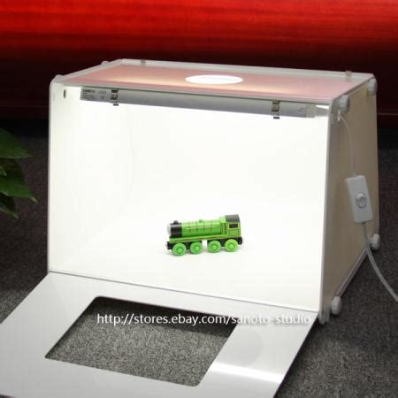 Portable Light Box by Sanoto 16 Quot X12 Quot Portable Mini Kit Photo Photography Studio