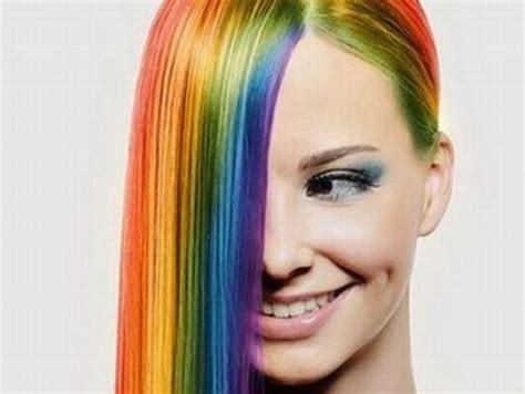colored hair what color should you dye your hair according to your