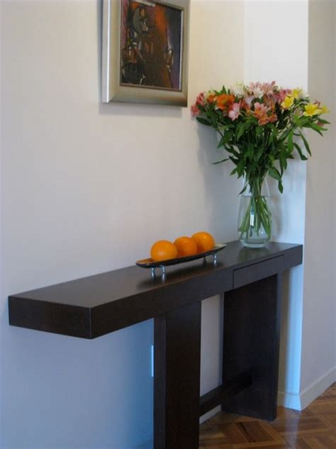 Entrance Way Tables Entrance Way Table Contemporary Entry Dc Metro By Kent Cabinetry And Millwork Inc