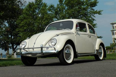 volkswagen bug white another pearl white 1962 vw beetle bug