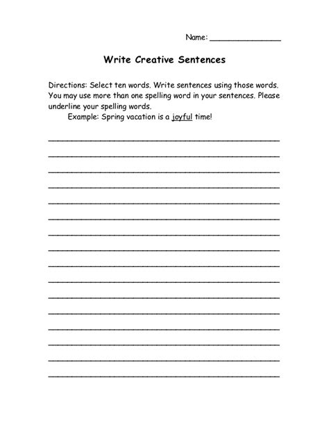 Spelling Homework Worksheets by Spelling Words With Meaning And Sentence Popflyboys