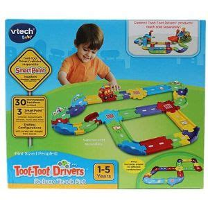 Vtech Deluxe Track Set vtech baby toot toot drivers deluxe track set