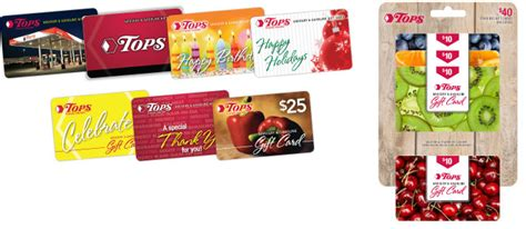Friendly S Gift Card - tops friendly markets gift cards
