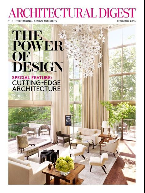 design digest magazine 17 best images about architectural digest on pinterest