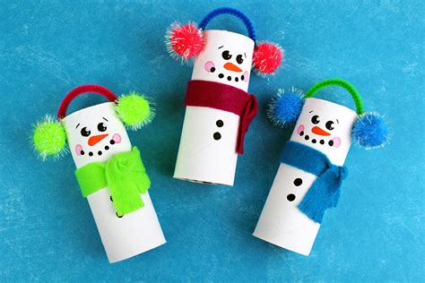 Paper Bag Snowman Craft - paper bag snowman craft image collections craft