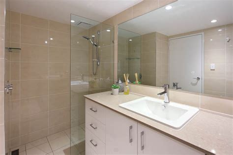 renovated bathroom bathroom designs renovations brisbane super renovators
