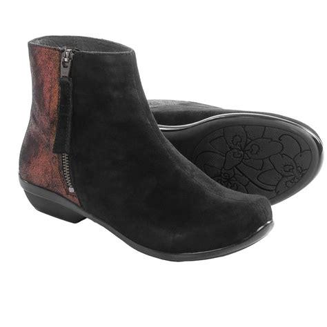 dansko boots dansko otis ankle boots for save 52