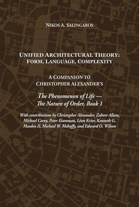 libro architectural theory 28 libros de arquitectura en espa 241 ol para descargar y leer on line archdaily colombia