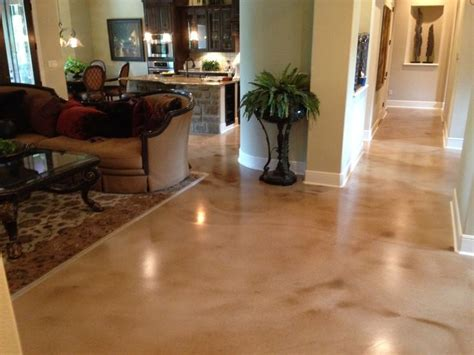 a b stained concrete your central stained