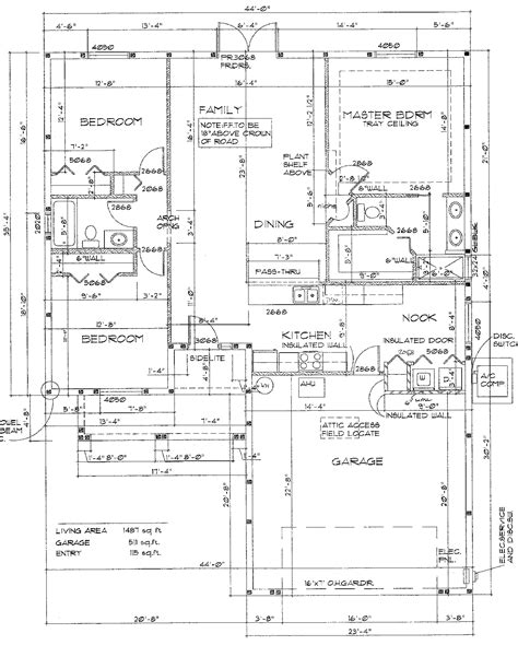 home construction floor plans