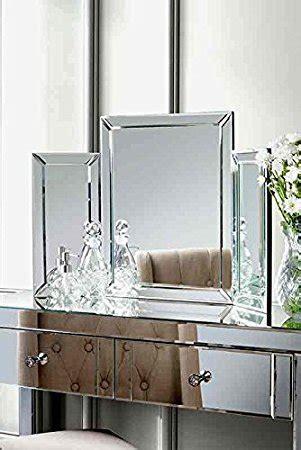 Dressing Table Bedroom Furniture Triple Folding Mirror Mirror Bedroom Furniture Uk