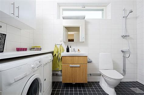 laundry room in bathroom ideas 20 small laundry with bathroom combinations house design