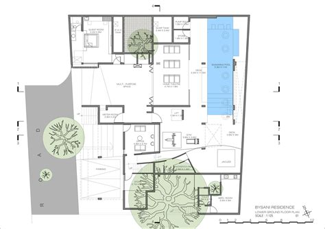 floor plan definition architecture gallery of wilson garden house architecture paradigm 14