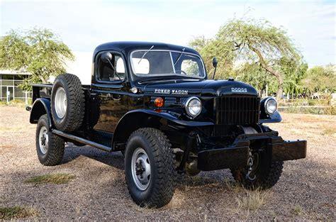 vintage 4x4 trucks on pinterest dodge power wagon gmc trucks and 1953 dodge power wagon pickup front 3 4 189034 old