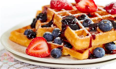 Home Plans With Guest House Breakfast Waffles