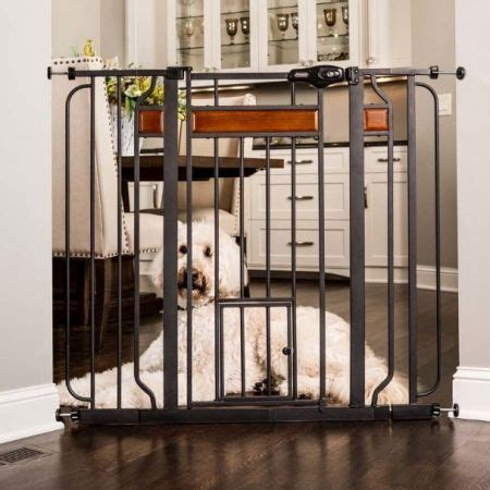 carlson pet gates carlson design studio extra wide walk