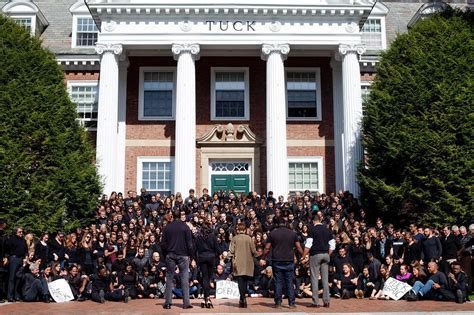 Ucla Consortium Mba by Consortium Business Schools Support Blacklivesmatter