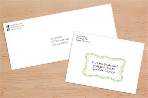 Gift Card Envelope Printing - order digital envelope printing at smartpress com