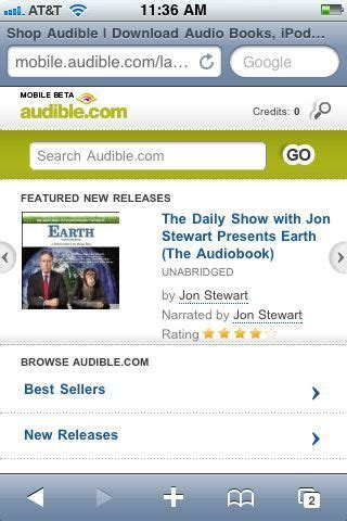 audible mobile store app hurray audible app adds new mobile store cnet