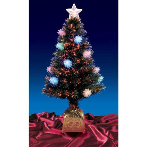 white fiberoptic trees with multi colored lights northlight 4 ft pre lit led multi lights fiber optic pine cone artificial tree