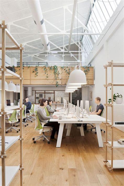 office interior  contemporary modern workspace