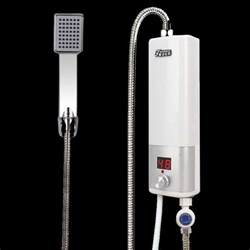 tankless electric instant water heater bathroom