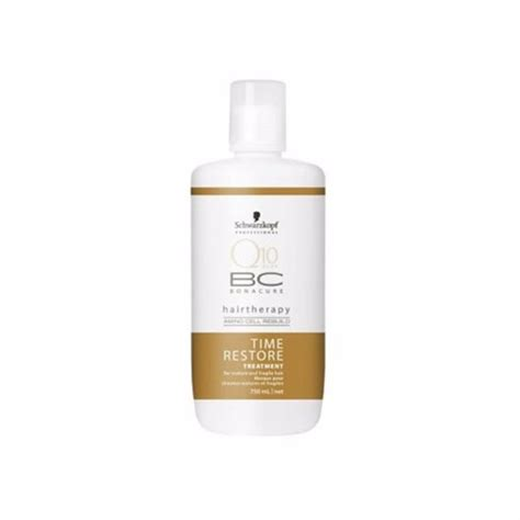 Q10 Bonacure Hair Therapy schwarzkopf bc bonacure hairtherapy cell perfector q10 plus time restore treatment 750ml