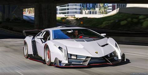1 lamborghini veneno lamborghini veneno lp750 4 add on oiv 1 1 для gta 5
