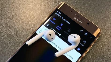Headphone Untuk Android S 229 Dan Parres Apple Airpods Med Android Telefoner