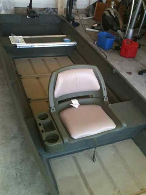 jon boat bed liner looking for ideas on a spray in liner for a aluminum boat