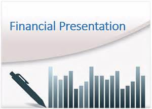 financial presentation template microsoft office templates