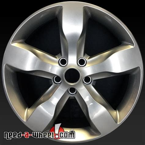 Jeep Grand Stock Rims 20 Quot Jeep Grand Wheels Oem 11 13 Hypersilver Stock
