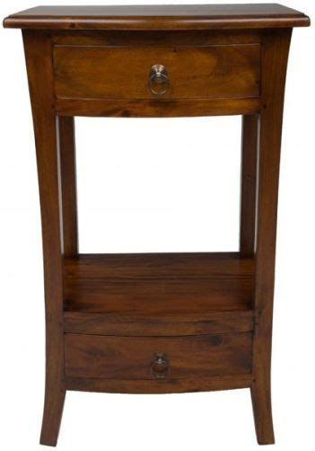 Telephone Table With Drawers by Ancient Mariner Pacific 2 Drawer Telephone Table Ancient