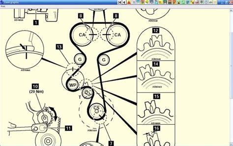 holden astra timing belt diagram yoreparo para cambiar la correa tiempo