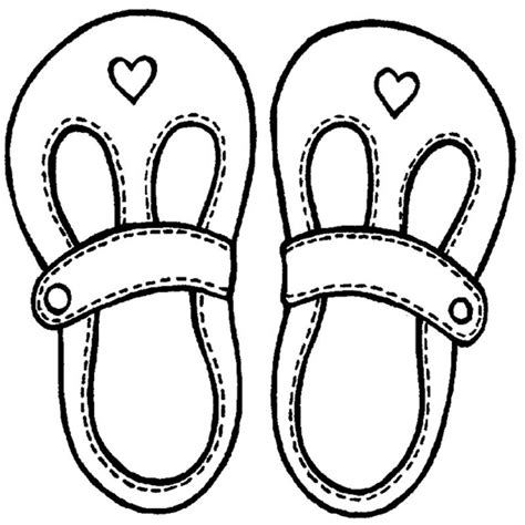 coloring pages of baby shoes free baby shoes images download free clip art free clip