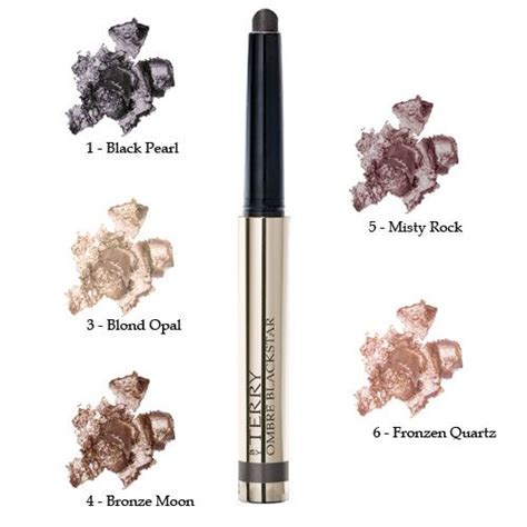 by terry ombre blackstar eyeshadow in no 4 bronze moon pinterest the world s catalog of ideas