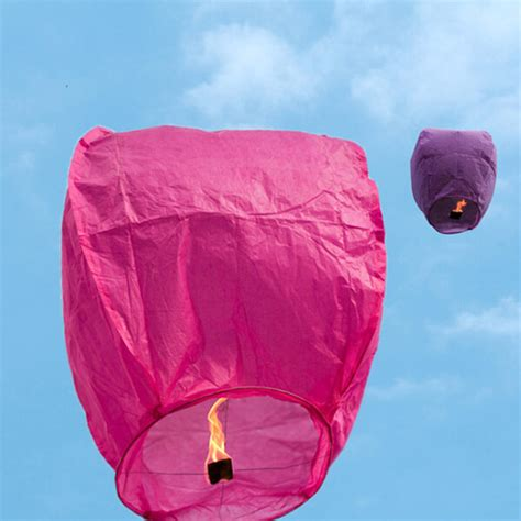 How To Make A Sky Lantern Out Of Paper - sky lanterns just artifacts