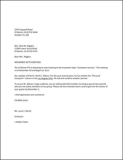 Business Letter Maker Business Letters