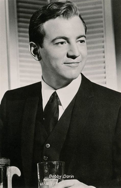 bobby darin bobby darin music vocalists pinterest