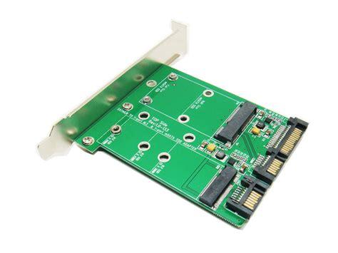 Ngff Sata ngff m 2 sata sintech adapter shop